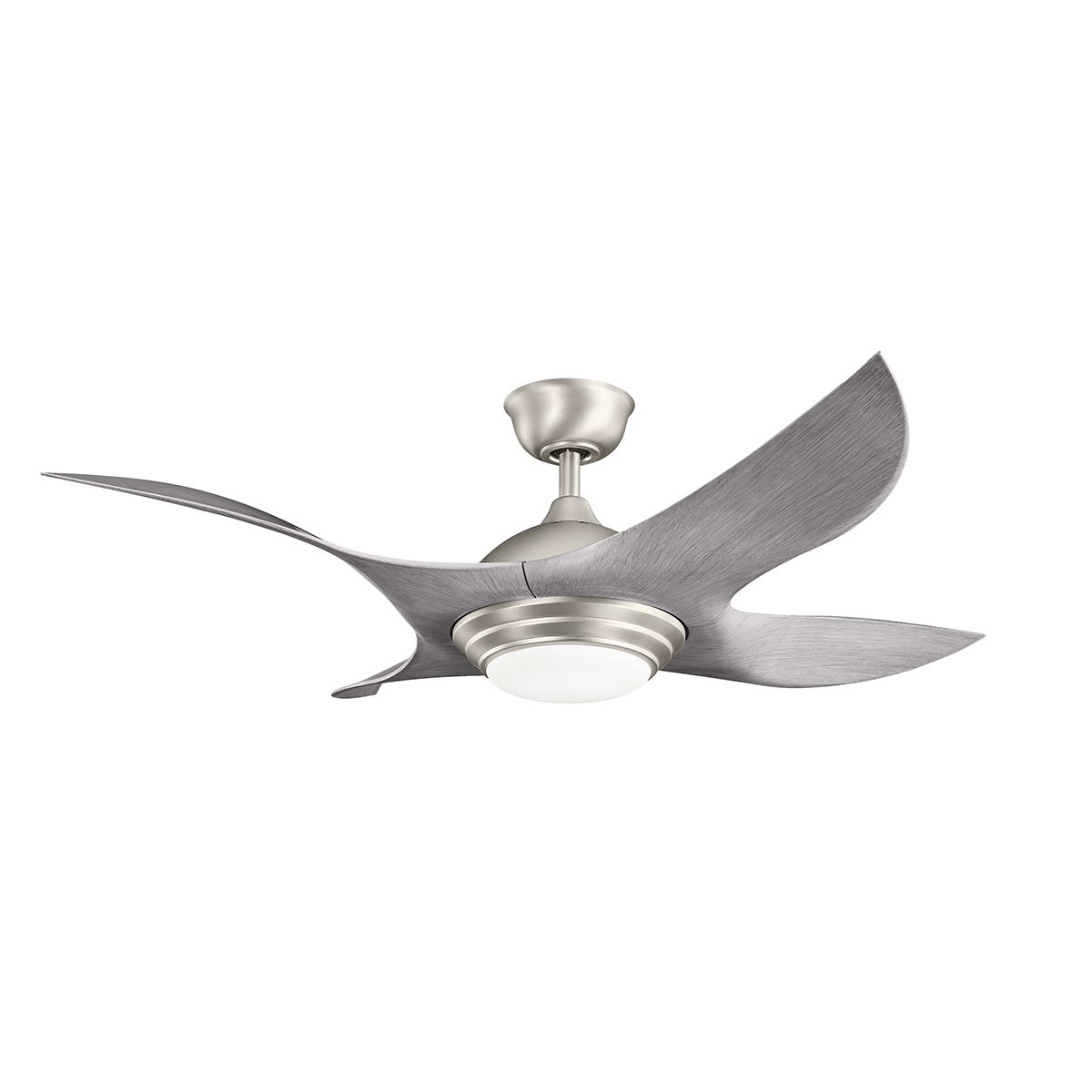 Shuriken Ceiling Fan With Light Kichler At Lightology Ceiling Fan Rustic Ceiling Fan Led Ceiling Fan