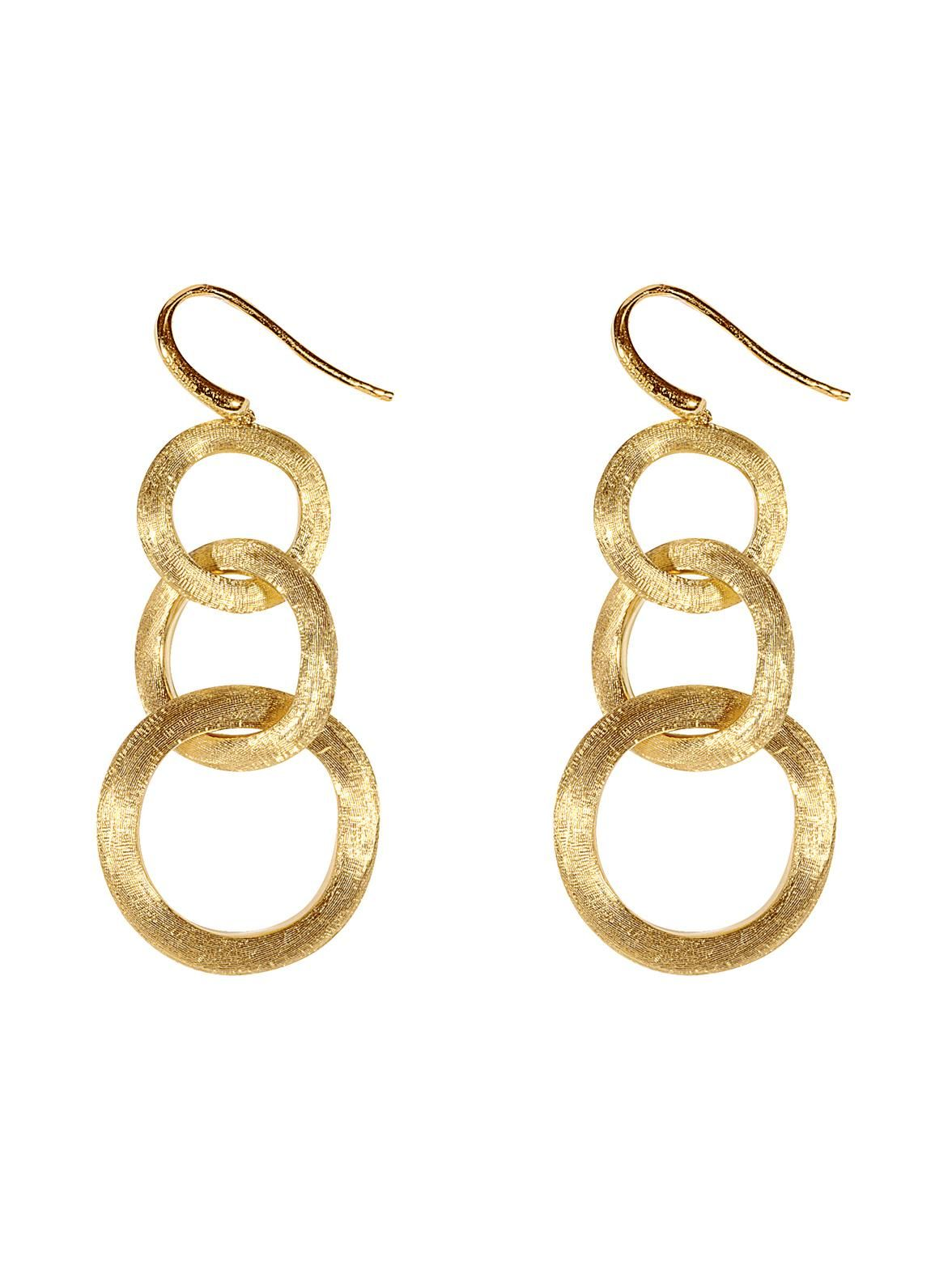 Marco Bicego Jaipur Link Gold Large Drop Earrings jMXIE3
