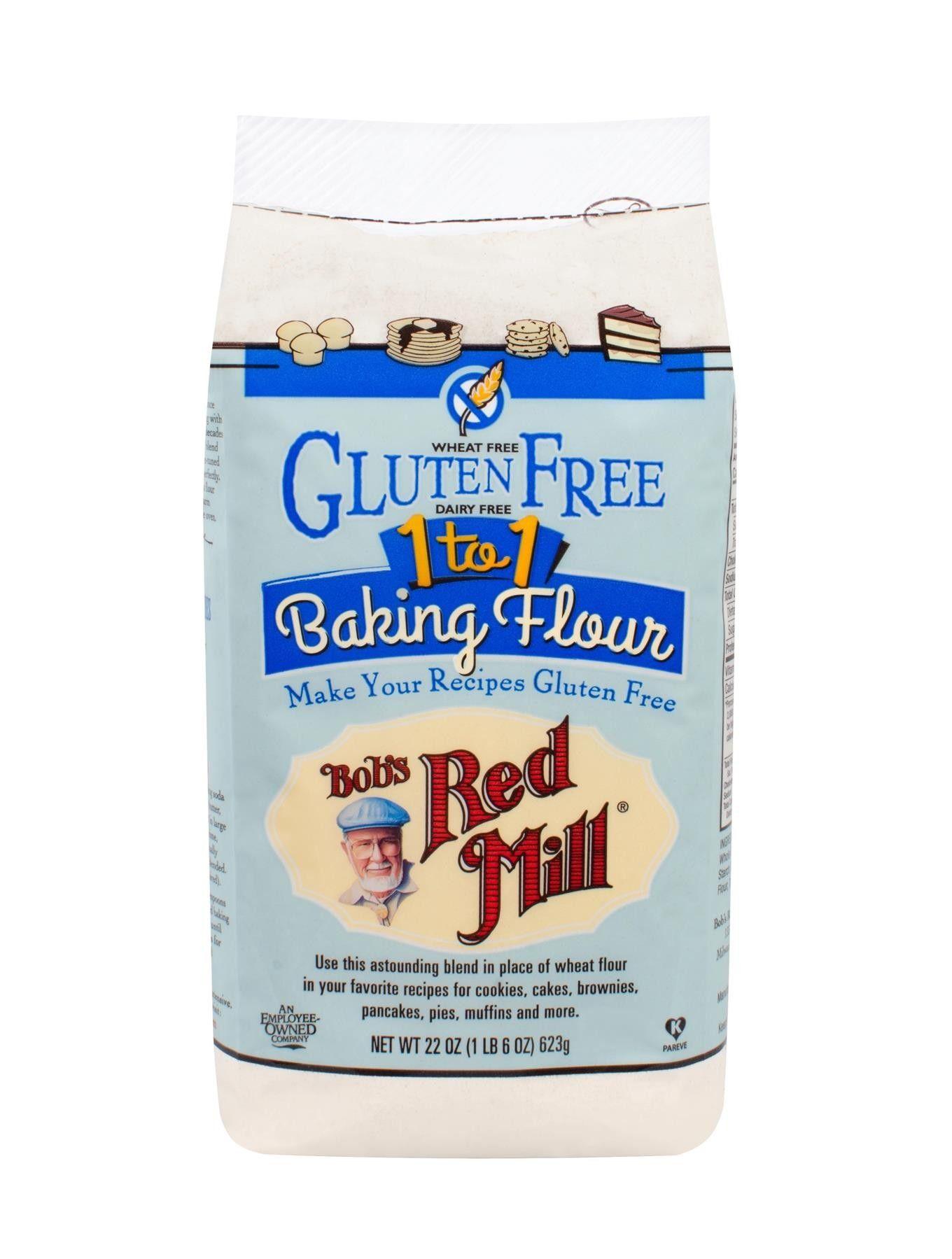 Gluten Free 1 To 1 Baking Flour Baking Flour Bobs Red Mill Gluten Free Bobs Red Mill
