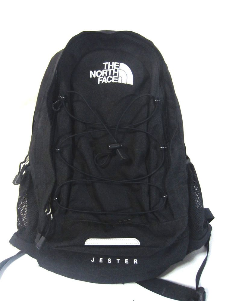 TNF BLACK LAPTOP SLEEVE-A3KV7 THE NORTH FACE  JESTER BACKPACK