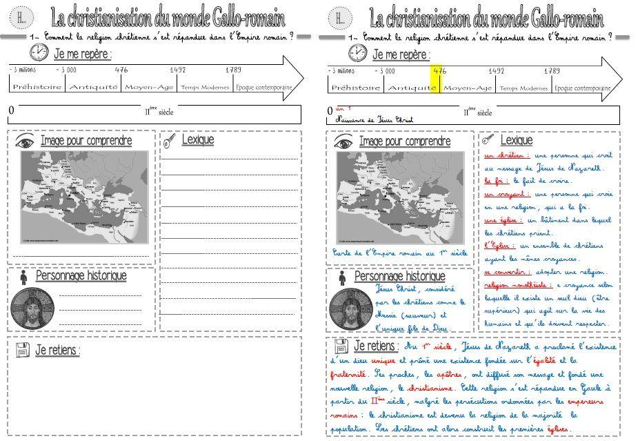 Epingle Sur Histoire Cycle3