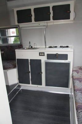Light Grey Boler Interior Boler Trailer Trailer
