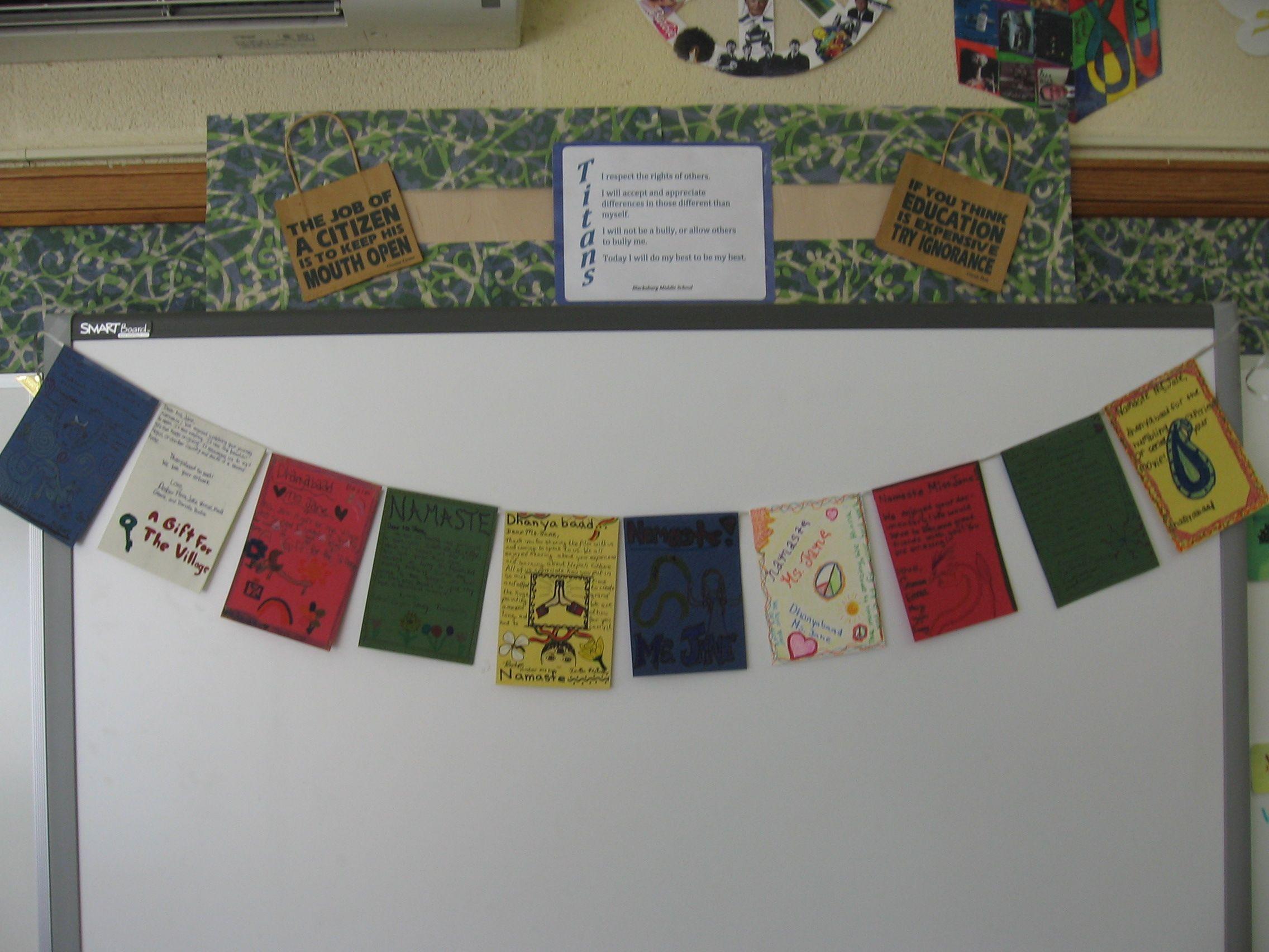 prayer flag activity - Google Search