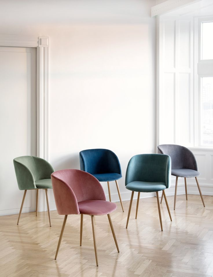 New interior collection by sstrene grene pouffe and chair for Replica design meubelen