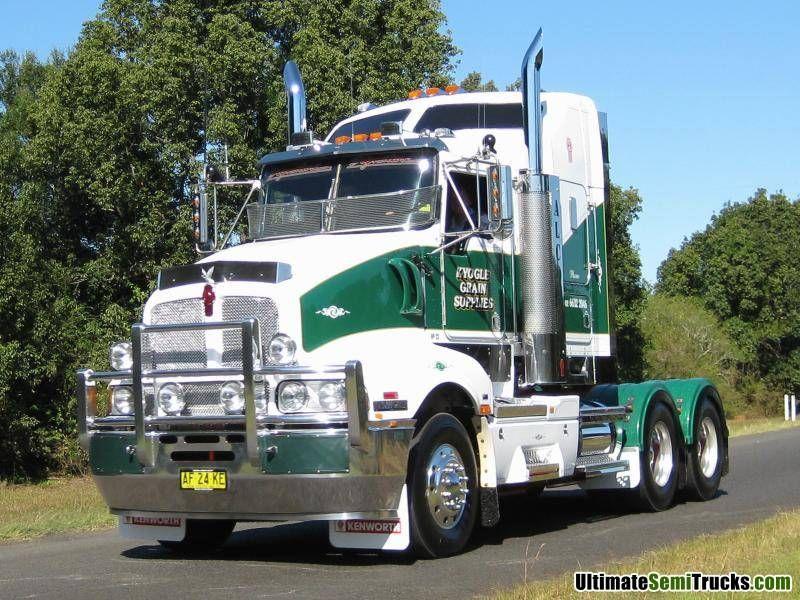 UltimateSemiTrucks.com: Australian Trucks - Kyogle Grain ...