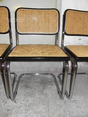 4 sedie mod.cesca - Arredamento e Casalinghi In vendita a Milano ...