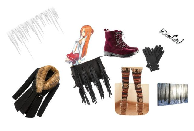 """winter"" by anastasia-pellerin ❤ liked on Polyvore featuring Marni, H&M, Causse and NuCasa"