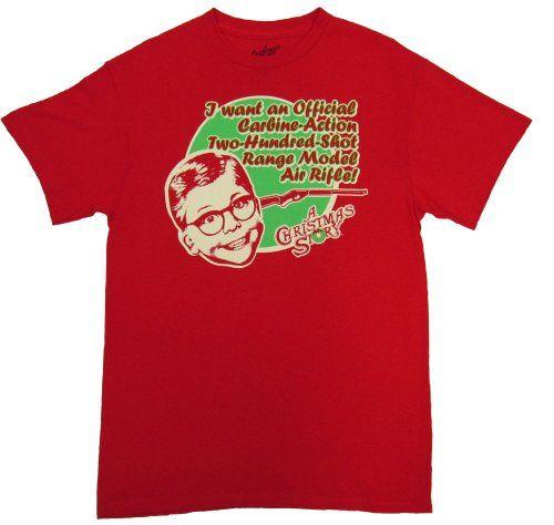 A Christmas Story Ralphie\u0027s Christmas Wish T-shirt « WooHooYeah A