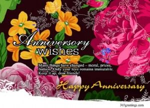 Wedding anniversary wishes and messages anniversary message