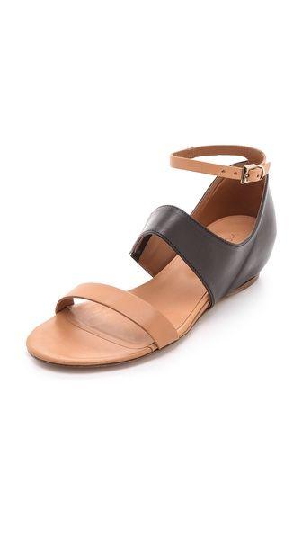 Vic Matie Hidden Wedge Sandals