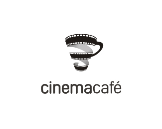 45 Clever Logos With Creative Use Of Film Strip and Film Reel | Design Inspiration