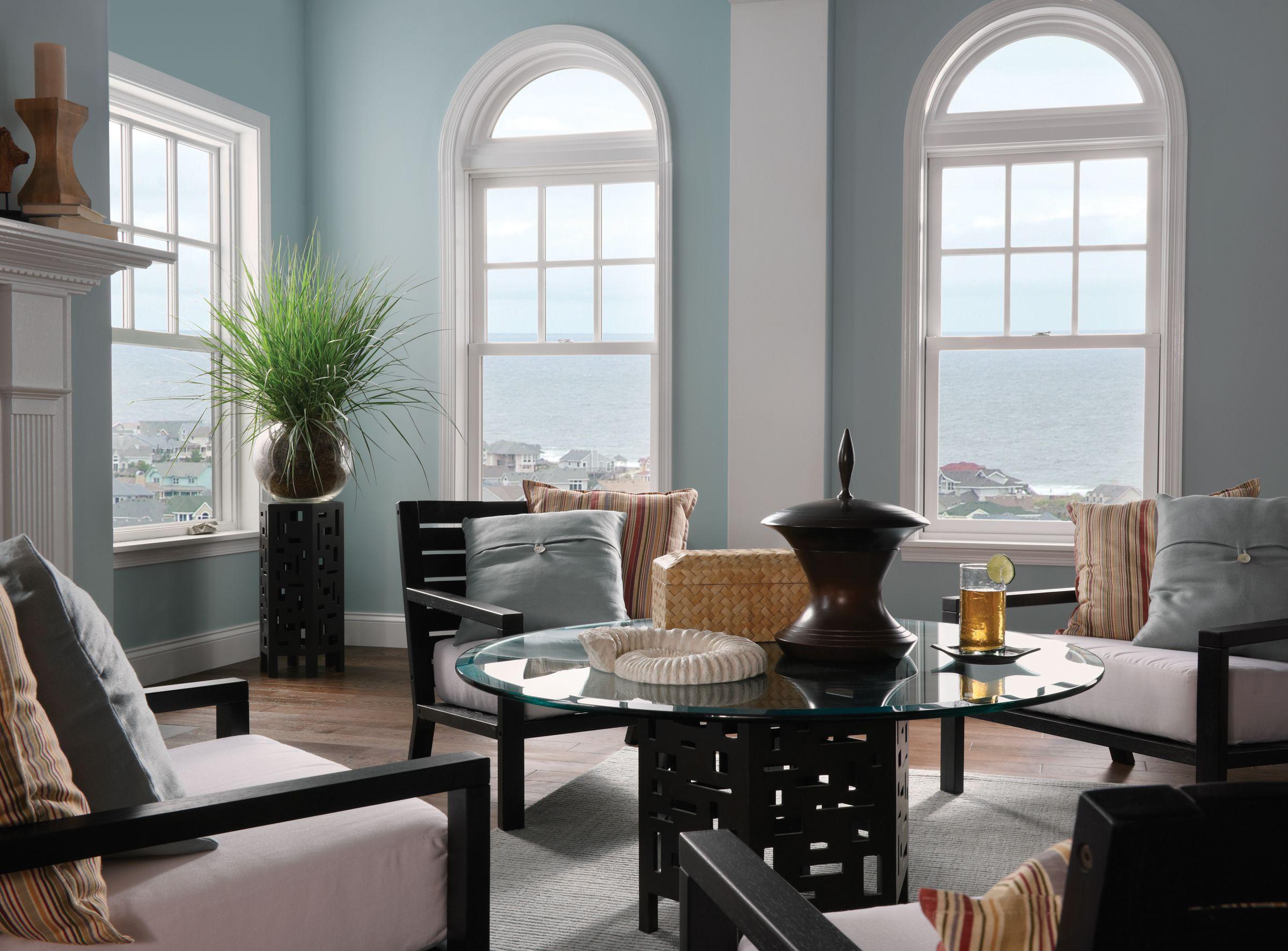 Milgard Essence Windows  Beautiful Windows & Doors  Pinterest Amazing Living Room Window Design Ideas Design Decoration