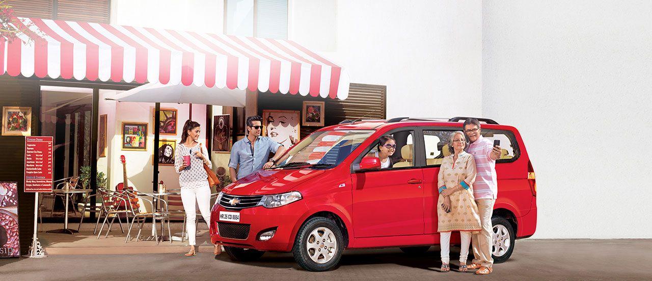 Chevrolet Enjoy My 2015 Chevrolet Enjoyment India