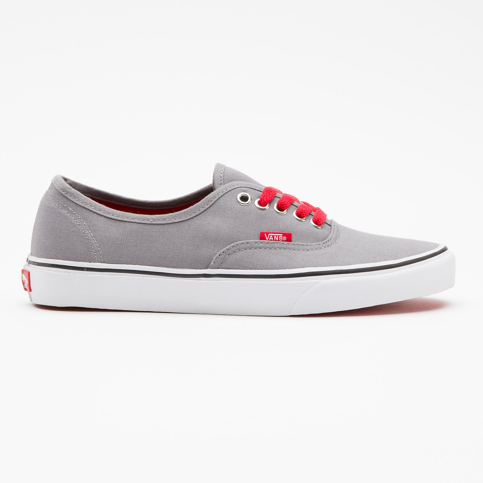 Vans Authentic Washed 'Rio Red' | SneakerFiles