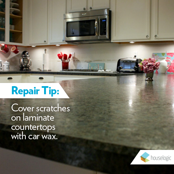 Kitchen Countertop Triage First Aid For Scratches Home Repairs