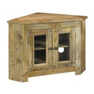 Merveilleux Granary Royale Glazed Corner TV Cabinet