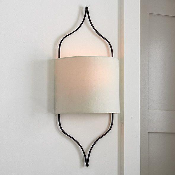 Azrou Moroccan Sconce Sconces Sconces Living Room Ballard Designs