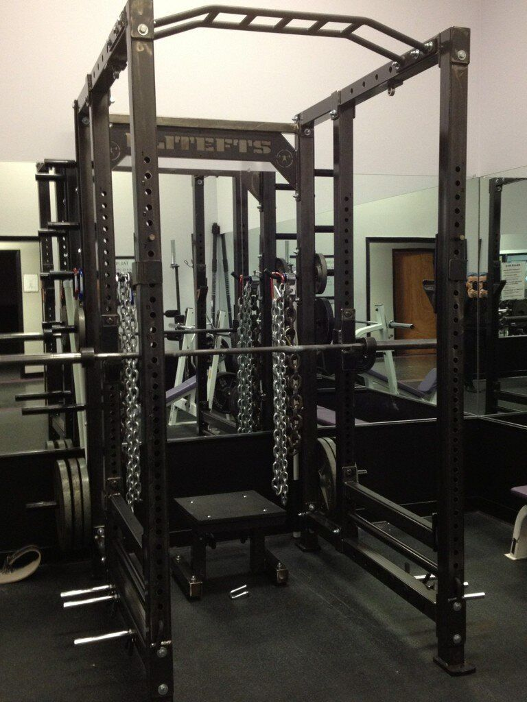Elitefts powerrack muscle crossfit home gym dream gym weight