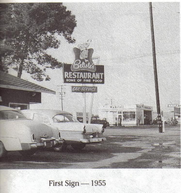 Belisles restaurant garden grove 1955 days gone bye - Where is garden grove california ...