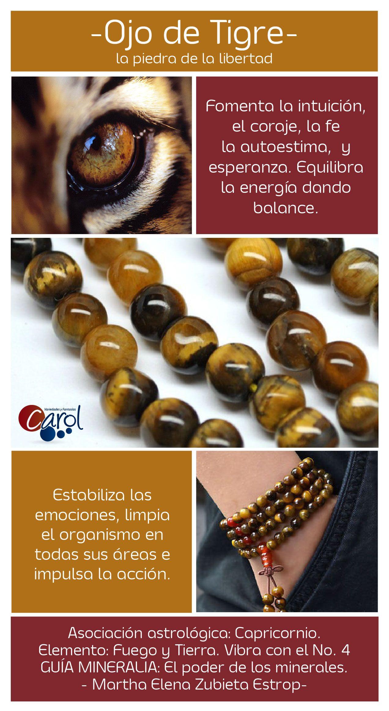 0d89bbc1541d Conoce la textura y la belleza de la piedra Ojo de…  bisuterias   Bisuteriademoda  bisuteria  pulsera  pulseras  collares