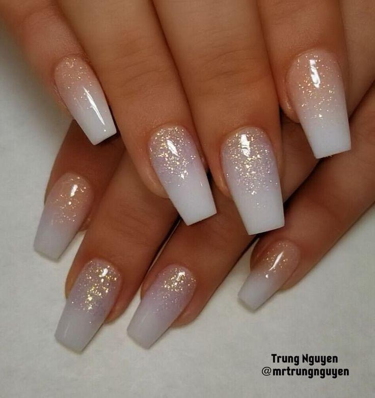 All acrylic nails design #allacrylic #coloracrylic #ombrenails #nails #nailsonfl…