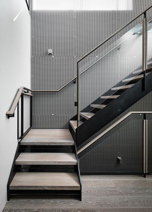 Diseño de escaleras #73 ..rh | Stairs | Pinterest | Diseño de ...
