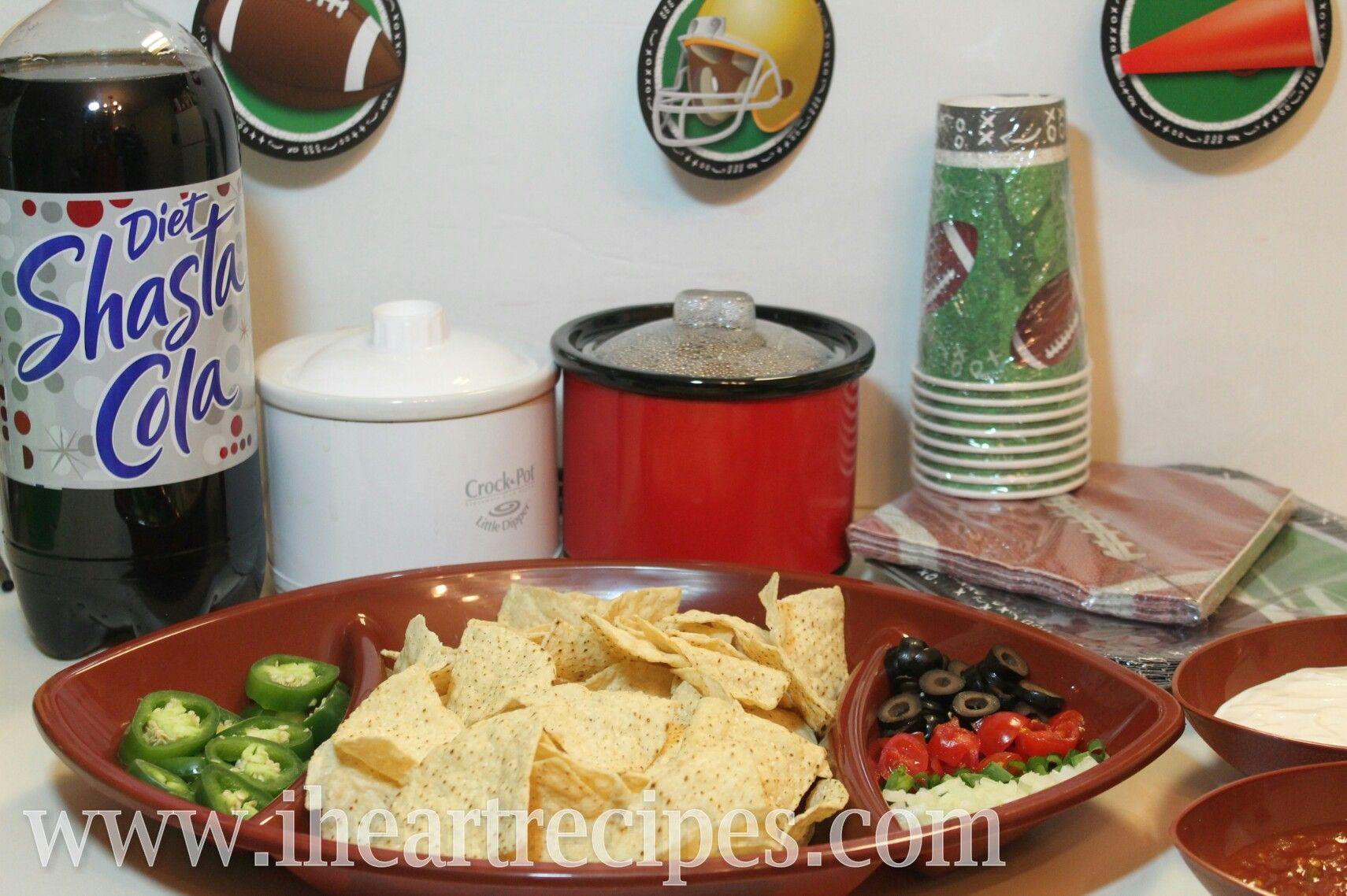 Recipes Game Day Nacho Bar