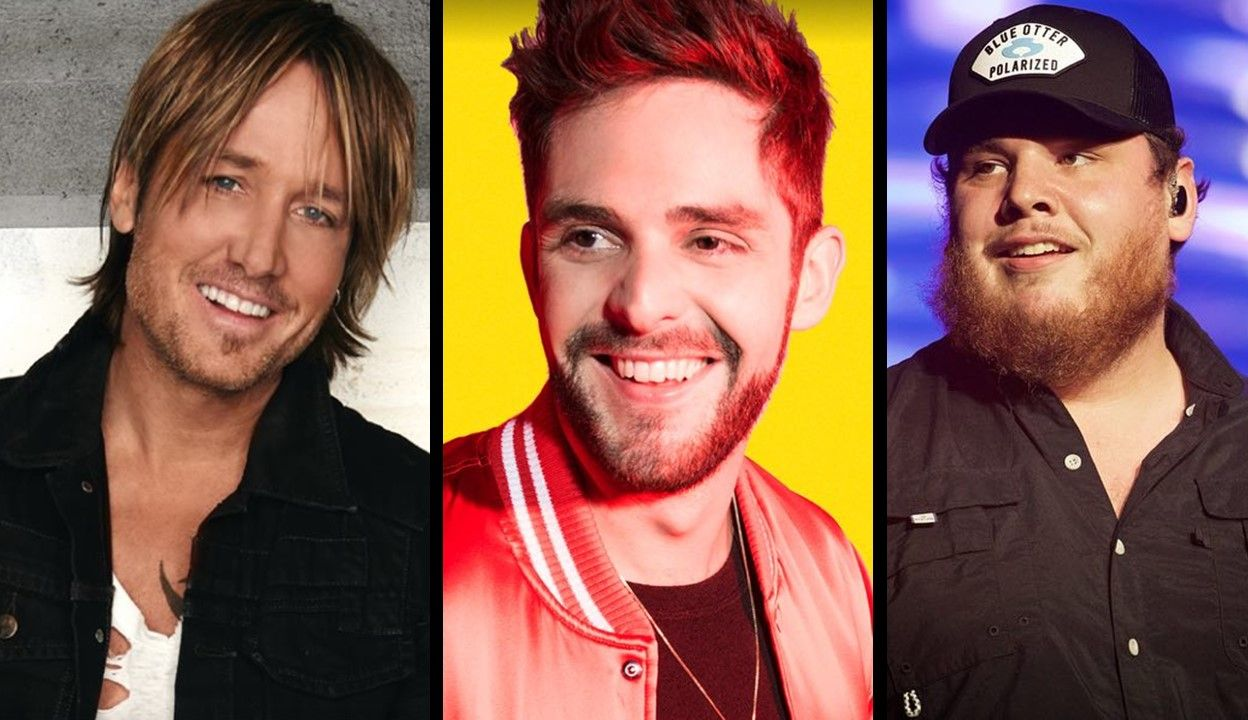 2019 ACM AWARDS MALE ARTIST OF THE YEAR ANNOUNCED Male
