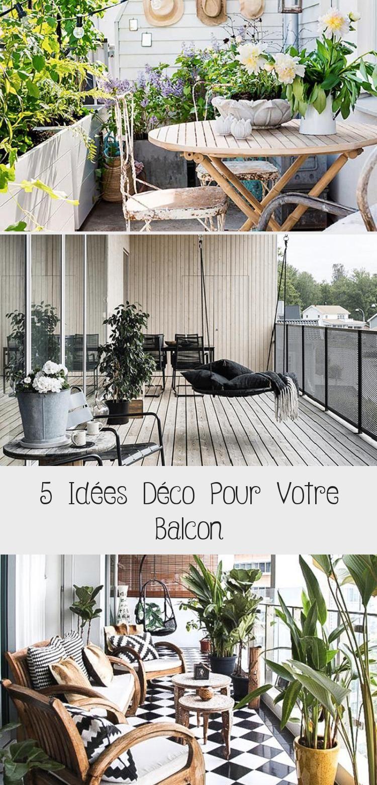Deco Balcon Printemps Tropical Balconyikea Balconymodern