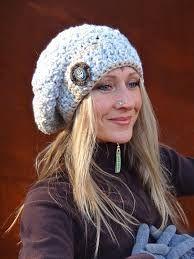 gorro crochet mujer patron - Buscar con Google   e7c0500b2aa