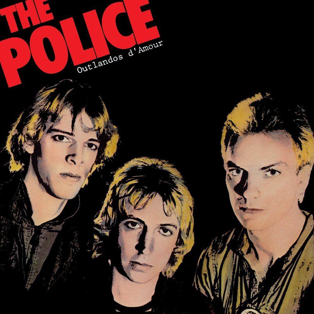 The Police - Outlandos d'Amour (con imágenes) | Portadas de ...