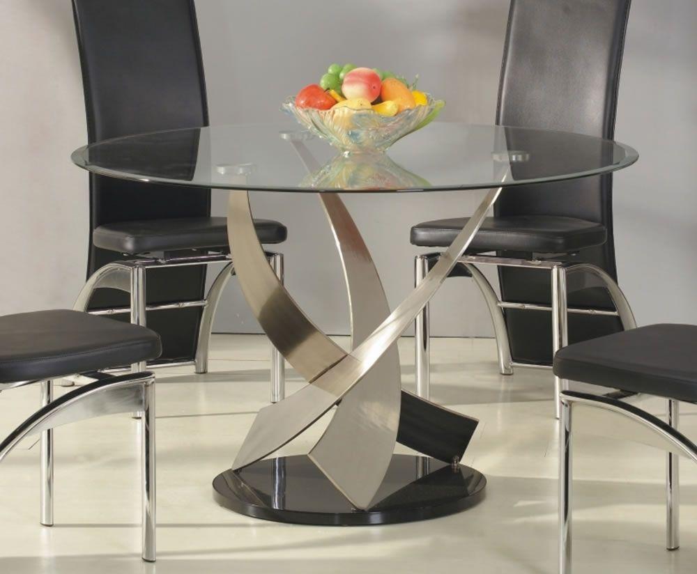 Glas Runde Kuche Tisch Ideen Tisch Kuche Tisch Esstisch Runde Kuche
