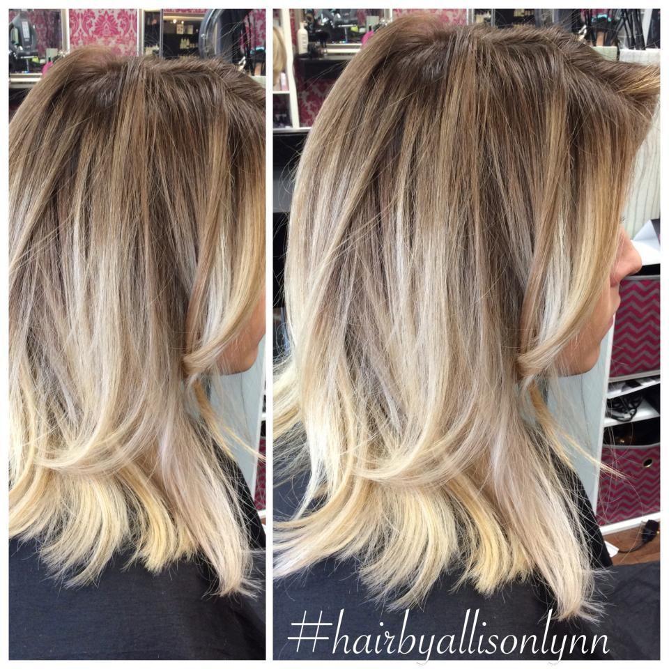 HOW-TO: Blonde Balayage Olaplex Transformation