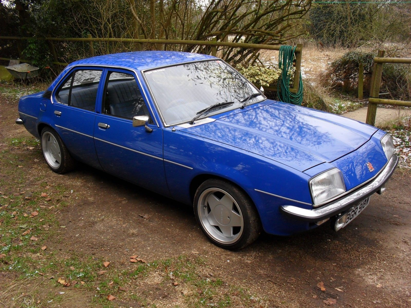 eBay: 1980 Vauxhall Cavalier L 1300 #classiccars #cars | My passion ...