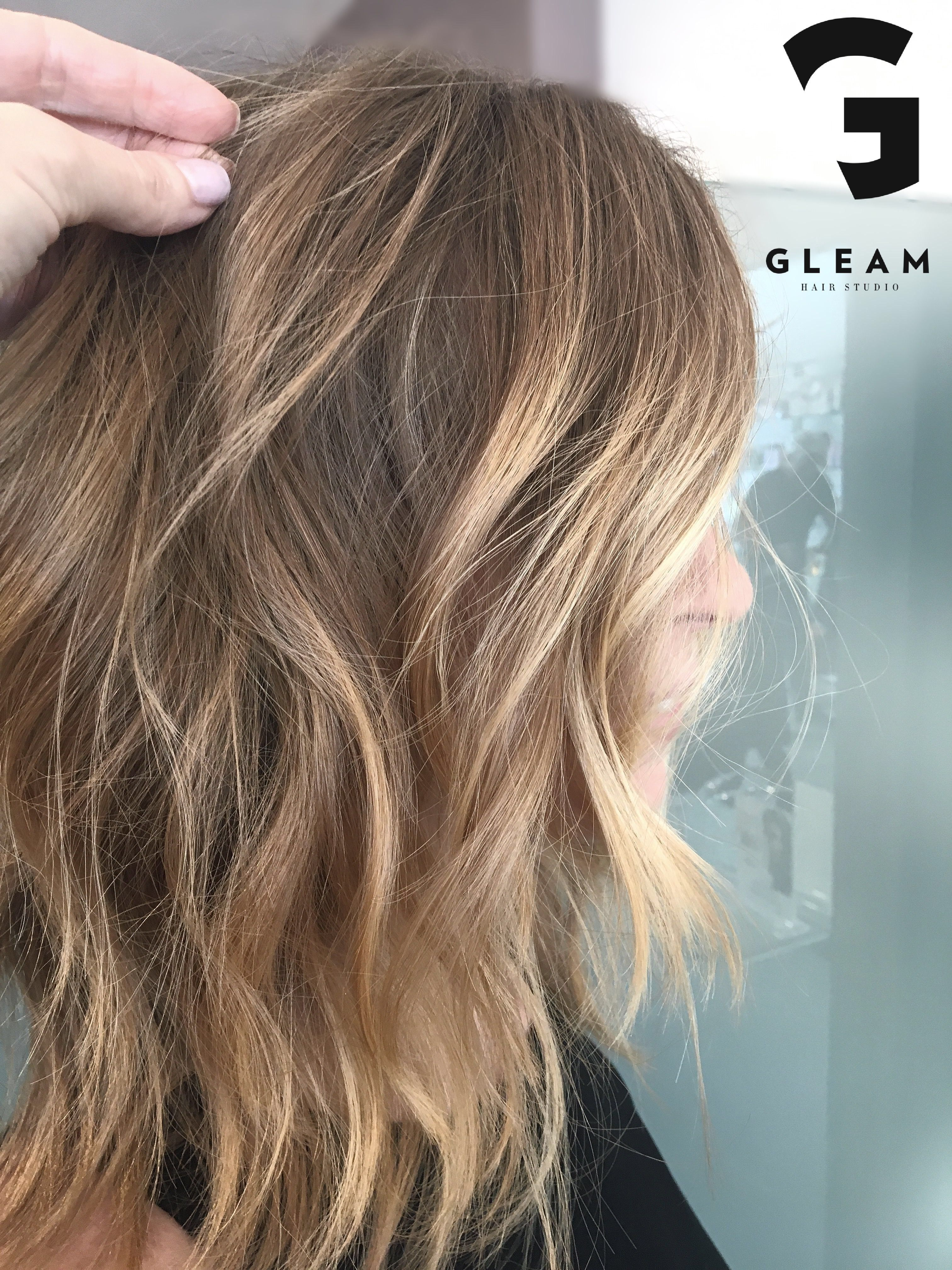 Perfect Textured Lob And Color By Stanley Gleam Hair Studio Miami Best Hair Salon Hair Top Hair Salon