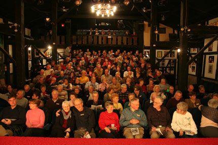The Barn Dinner Theater - BARN DESIGN