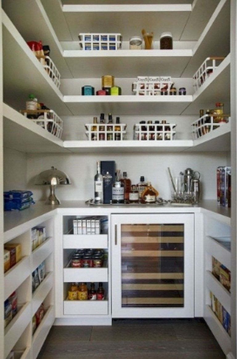6 Efficient And Elegant Pantry Organization Ideas In 2020