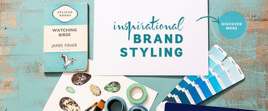 Flourish Brand Stylists Creative Brand Agency Creative Web Design In Surrey Uk Blog Design Inspiration Creative Web Design Web App Design