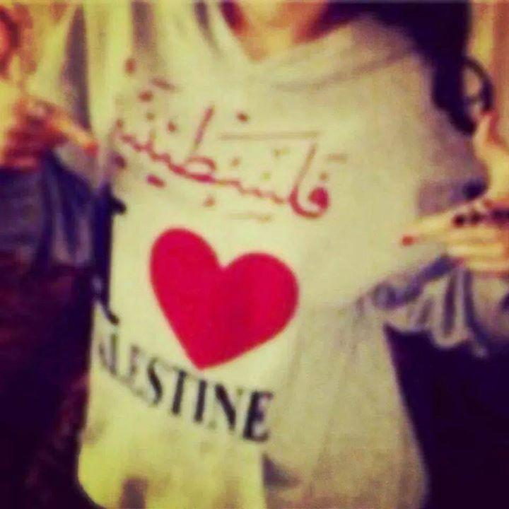 فلسطينيه يا خال Palestine Palestinian Embroidery T Shirts For Women