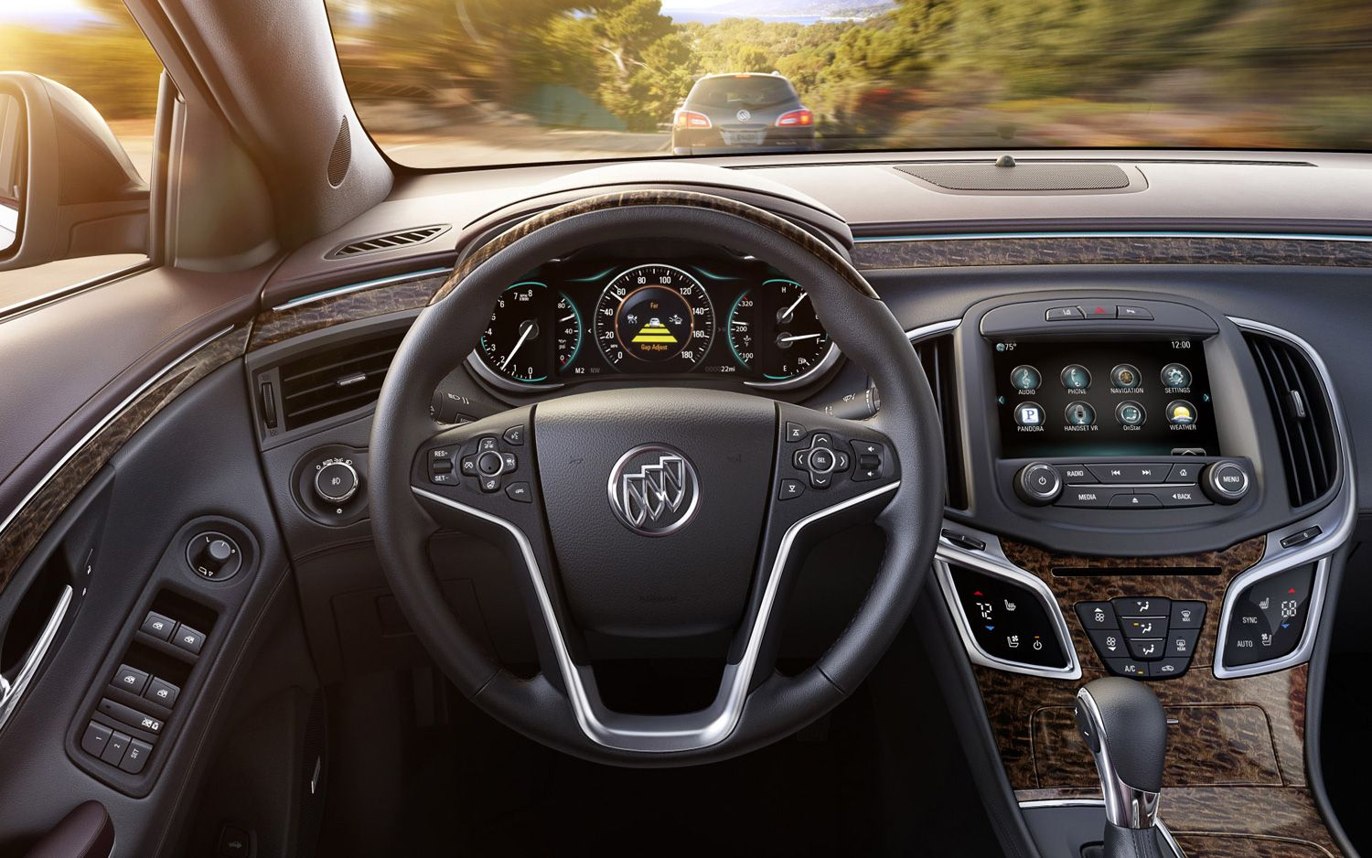 Refreshed 2014 Buick Lacrosse Has Enclave Like Face 2013 New York Buick Lacrosse Buick Verano Buick