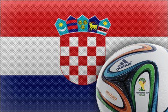Croácia na Copa 2014 #futebol