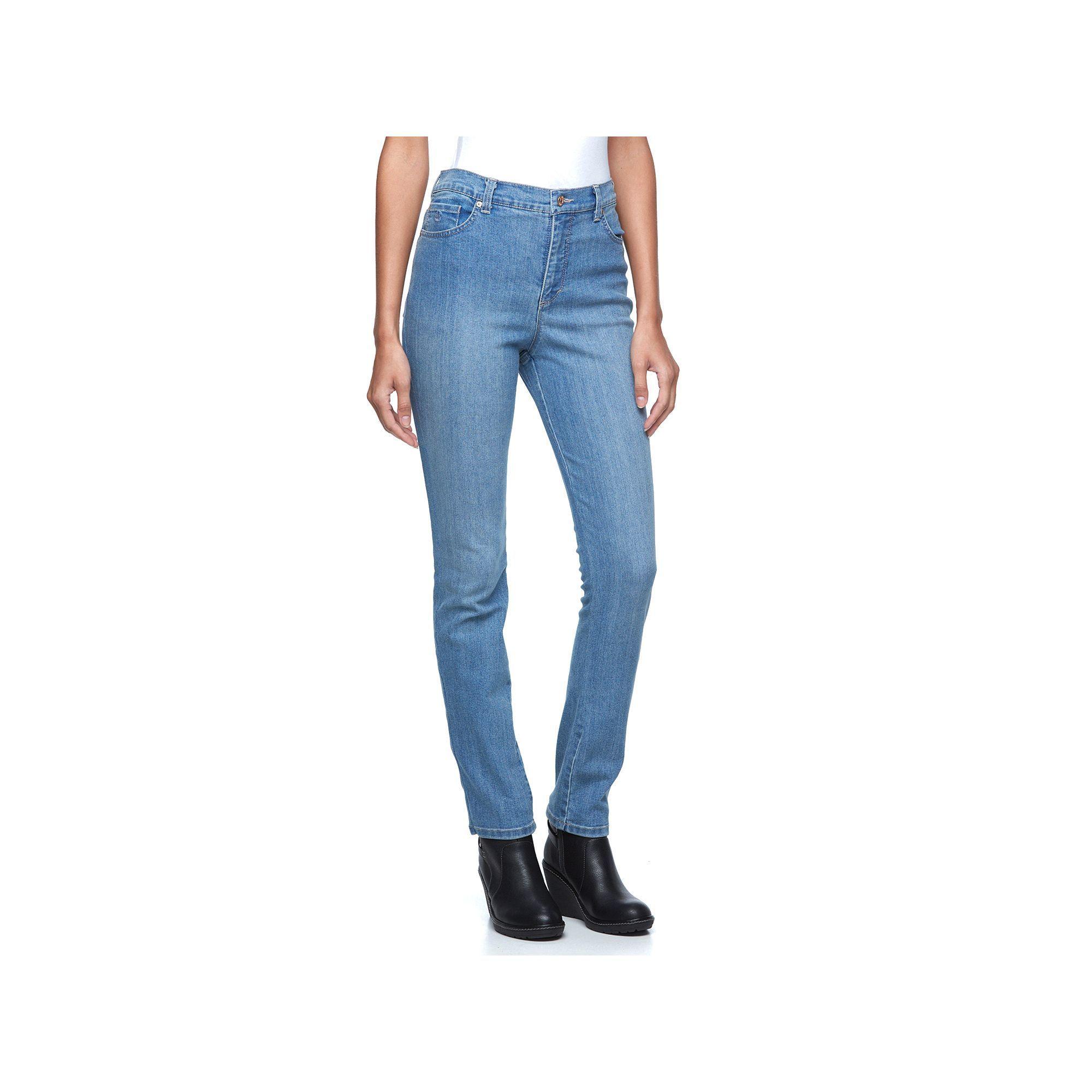 f0c08c0b307 Gloria Vanderbilt Women s Amanda Classic Tapered Jeans