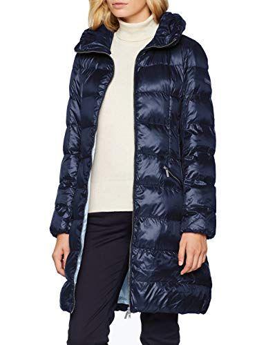 Daniel Hechter Damen Mantel Sportive Coat Blau (Midnight
