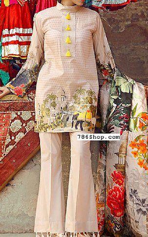 3e1f9fecf Light Peach Lawn Suit