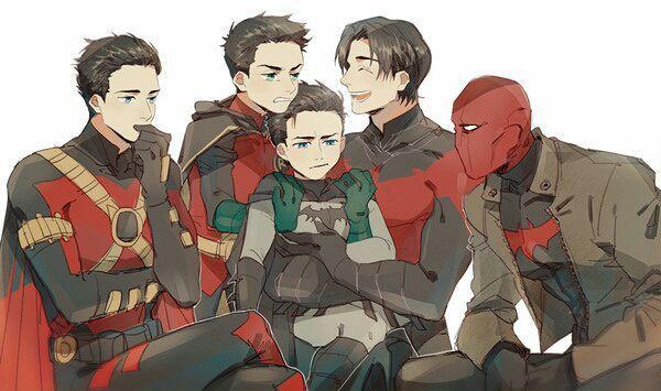 Comic Bat (Family, JL) - Khi b bé nhỏ | Heroes(Marvel/DC) | Bat
