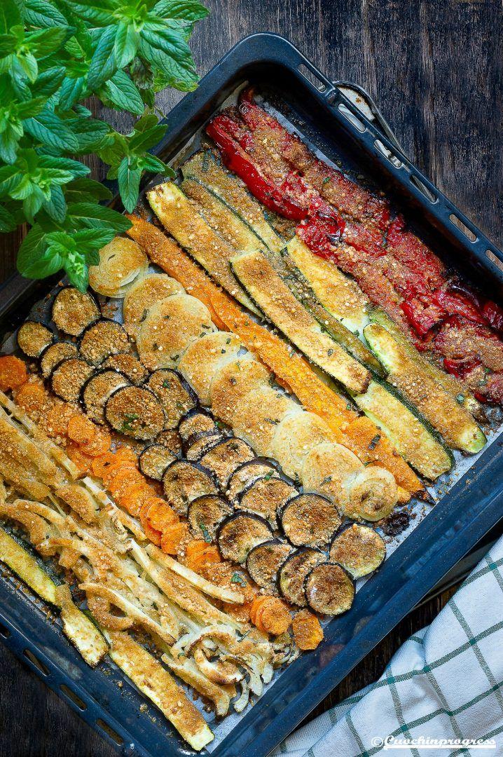 Ricette Verdure Al Forno
