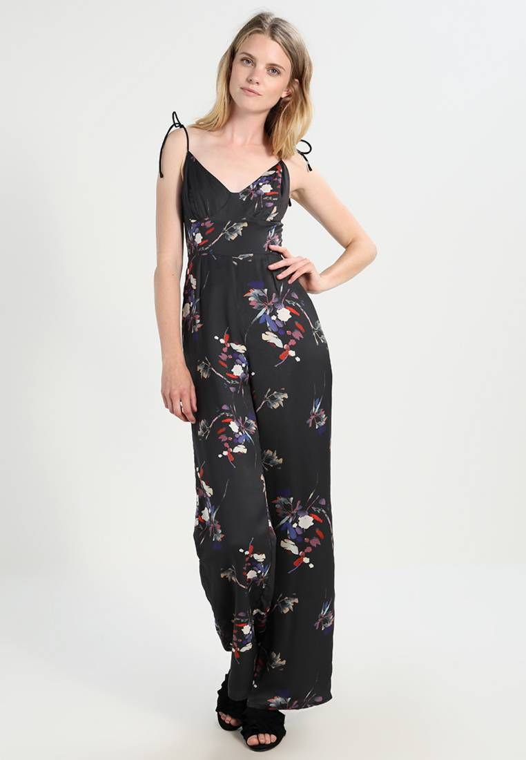 c6853a1272c Lost Ink. STRAPPY BACK - Jumpsuit - multi/black. Outer fabric material:100%  polyester. Our model's height:Our model is 70.0