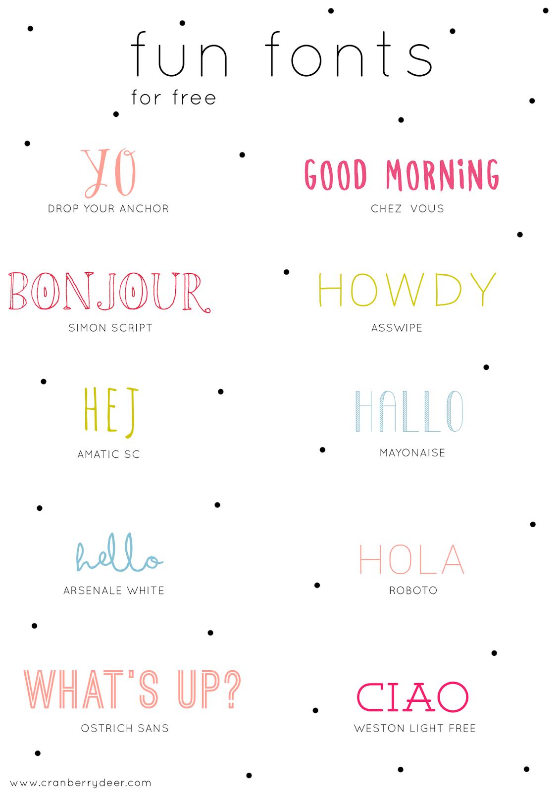DIY Cupcake Holders | Fonts & design elements | Photoshop fonts