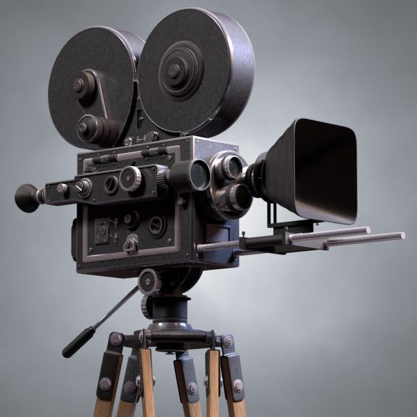 Be In A Movie As An Extra Vintage Film Camera Camera Film Tattoo Vintage Video Camera
