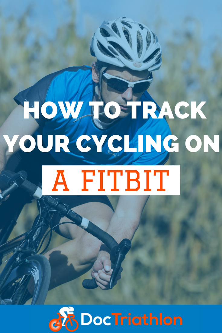 How To Track Your Cycling On A Fitbit Cycling Benefits Cycling